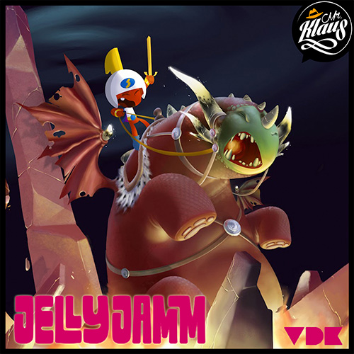 JELLY JAMM COVER